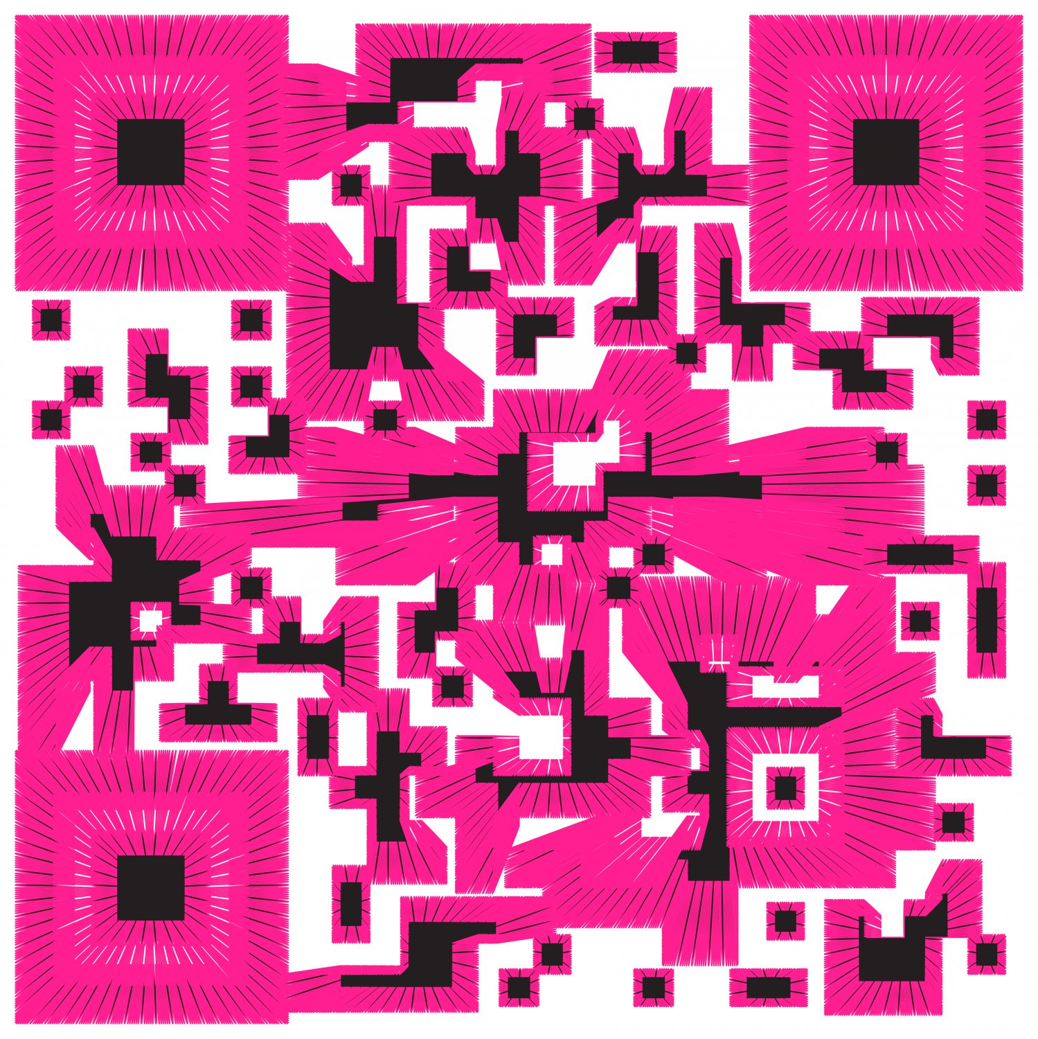 - This QR code was originally designed for marking PC boards. -  - Art and the Zen of QR Codes - QaRt - making art from QR codes. - Tony Karp, design, art, photography, techno-impressionist, techno-impressionism, aerial photography , drone , drones , dji , mavic pro , video , 3D printing - Books -