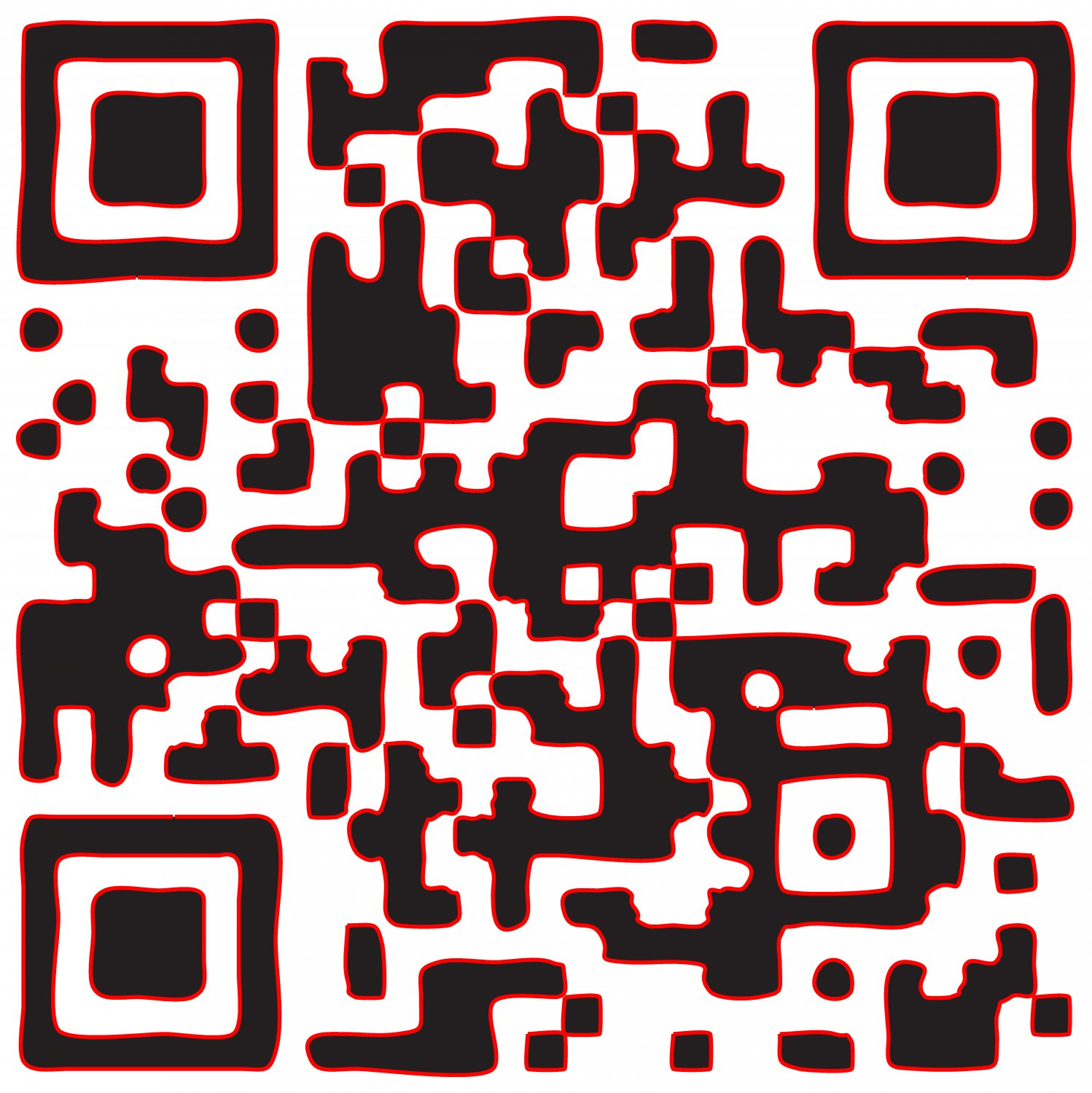 - The original plan was to make this QR code from chocolate. -  - Art and the Zen of QR Codes - QaRt - making art from QR codes. - Tony Karp, design, art, photography, techno-impressionist, techno-impressionism, aerial photography , drone , drones , dji , mavic pro , video , 3D printing - Books -