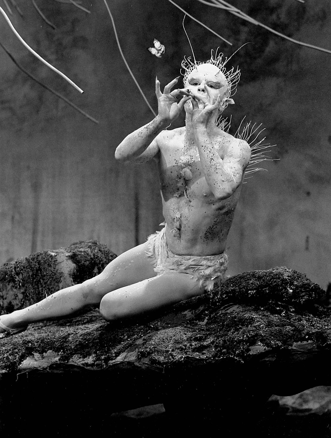 - Roddy McDowall as Ariel in Shakespeare's <I>The Tempest</I> - Shakespeare - The Tempest - Richard Burton - Maurice Evans - Lee Remick - Roddy McDowall - NBC Television - Hallmark Hall of Fame - Tony Karp, design, art, photography, techno-impressionist, techno-impressionism, aerial photography , drone , drones , dji , mavic pro , video , 3D printing - Books -