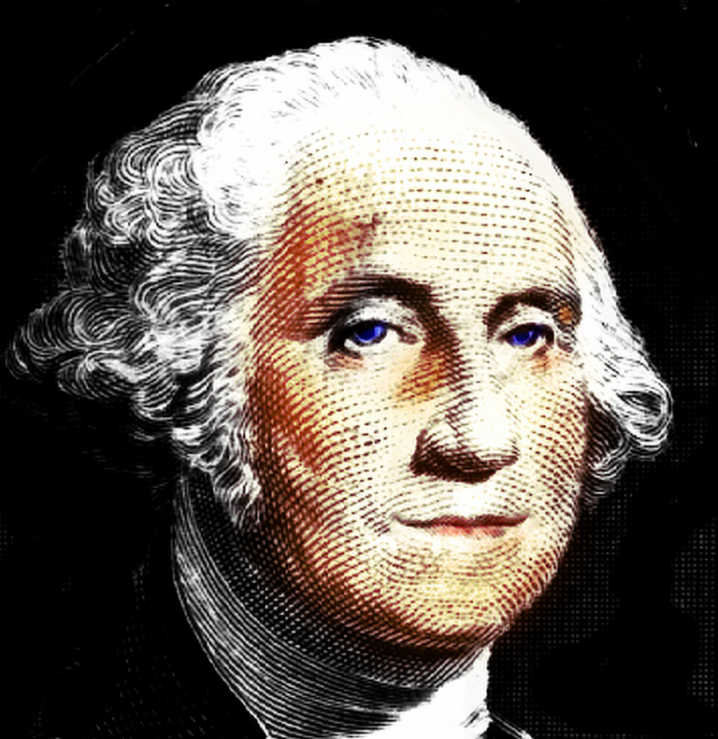 A Tribute To George Washington On Veterans Day Art And