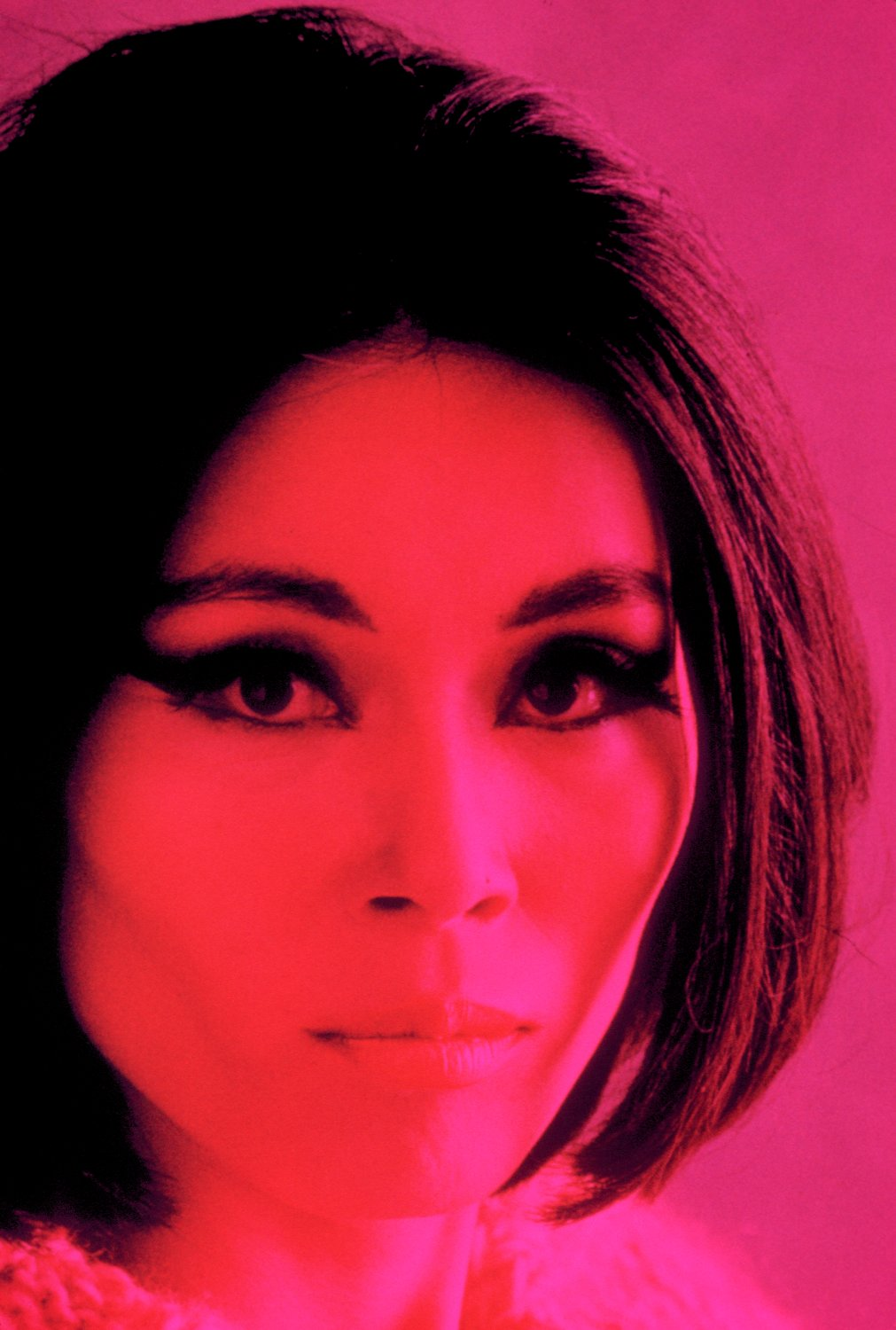 Chinese lady - Jane Hsaing - This photo graced the cover of Modern Photography around 1962 - Tony Karp, design, art, photography, techno-impressionist, techno-impressionism, aerial photography , drone , drones , dji , mavic pro , video , 3D printing - Books -