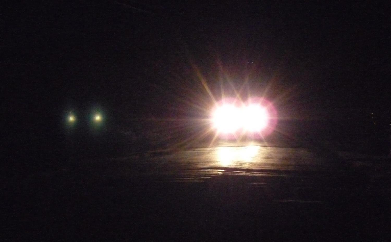 cars headlights at night wallpaper - photo #2