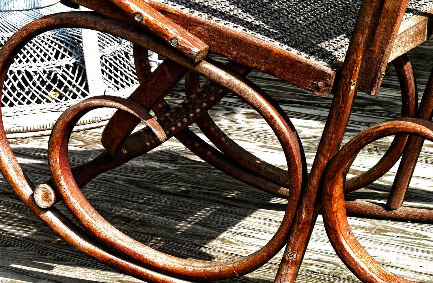 - Bentwood rocker on a porch - Berryville Virginia - Panasonic DMC-FZ28 - Tony Karp, design, art, photography, techno-impressionist, techno-impressionism, aerial photography , drone , drones , dji , mavic pro , video , 3D printing - Books -