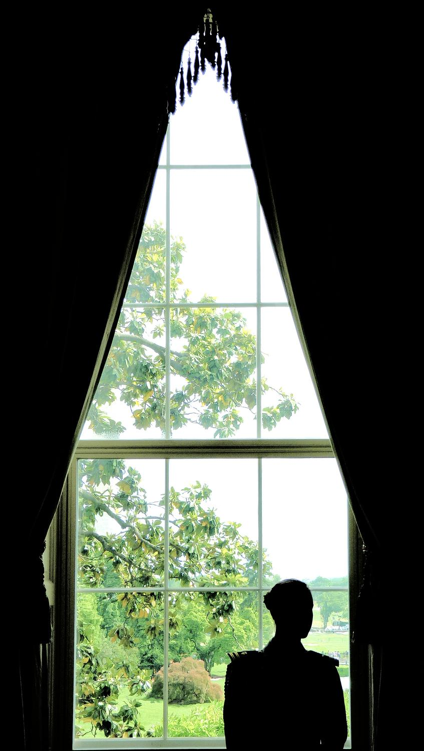- A young officer stands silhouetted before a window. - Panasonic DMC-FZ35 - White House = President Barak Obama - Tony Karp, design, art, photography, techno-impressionist, techno-impressionism, aerial photography , drone , drones , dji , mavic pro , video , 3D printing - Books -
